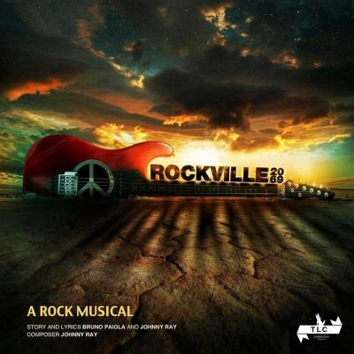 Johnny Ray - Rockville 2069 - A Rock Musical (CD): Various Artists