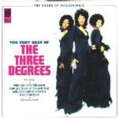 Very Best Of Three Degrees (CD): Three Degrees