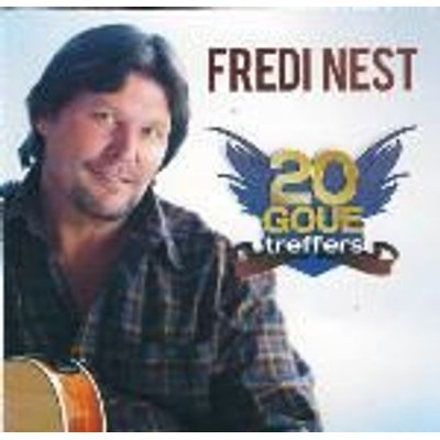 Fredi Nest - 20 Goue Treffers (CD): Fredi Nest