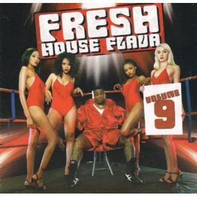 Fresh House Flava - Vol.9 (CD):