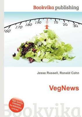 Vegnews (Paperback): Jesse Russell, Ronald Cohn