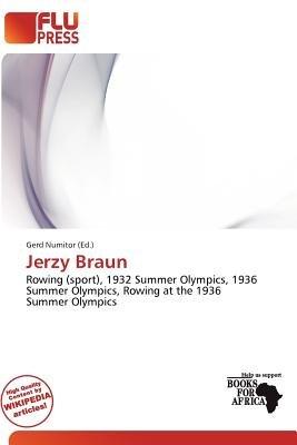 Jerzy Braun (Paperback): Gerd Numitor