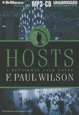 Hosts (MP3 format, CD): F. Paul Wilson