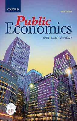 Public Economics (Paperback, 6th Revised edition): Philip Black, Estian Calitz, Tjaart Steenkamp