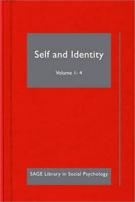 Self and Identity (Hardcover, Four-Volume Set ed.): Roy F Baumeister, Kathleen D. Vohs
