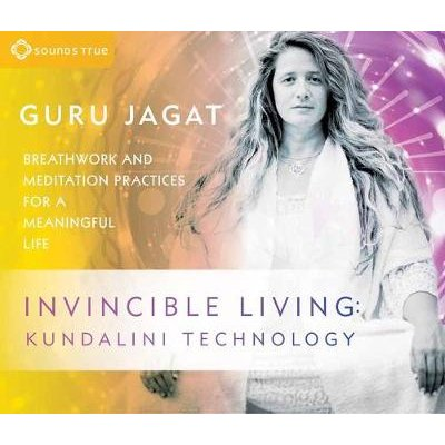 Invincible Living - Kundalini Technology (CD, Unabridged): Guru Jagat