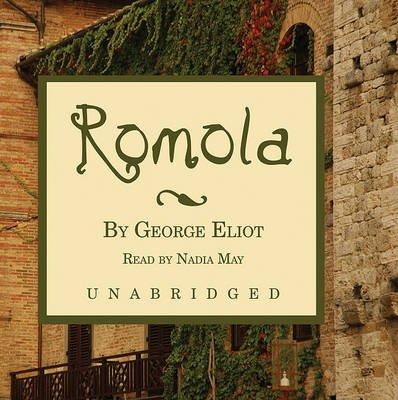 Romola (Standard format, CD): George Eliot