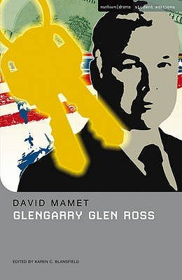Glengarry Glen Ross (Paperback, New edition): David Mamet