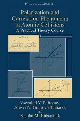Polarization and Correlation Phenomena in Atomic Collisions - A Practical Theory Course (Paperback, Softcover reprint of...