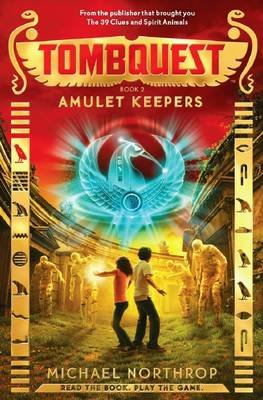 Amulet Keepers (Paperback): Michael Northrop