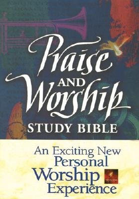 Praise and Worship Study Bible - New Living Translation (Paperback): Tyndale House Publishers