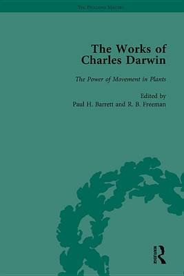 The Works of Charles Darwin: Vol 27: The Power of Movement in Plants (1880) (Electronic book text): Paul H. Barrett