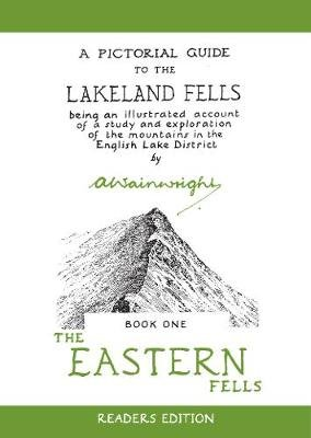 The Eastern Fells - A Pictorial Guide to the Lakeland Fells (Hardcover, Readers Edition): Alfred Wainwright