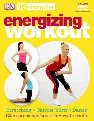 15-minute Energizing Workout (DVD):