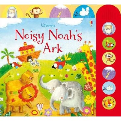 Noisy Noah's Ark (Board book): Felicity Brooks