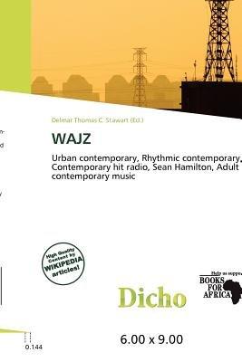 Wajz (Paperback): Delmar Thomas C. Stawart