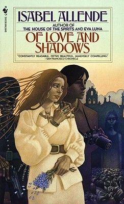 Of Love and Shadows (Hardcover): Isabel Allende, Margaret Sayers Peden