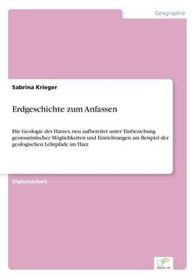Erdgeschichte Zum Anfassen (German, Paperback): Sabrina Krieger