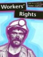 Workers' Rights (Hardcover, Library binding): Katherine Prior