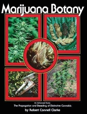 Marijuana Botany - An Advanced Study: The Propagation and Breeding of Distinctive Cannabis (Paperback, 2): Robert Connell Clarke