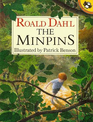 The Minpins (Hardcover, Turtleback Scho): Roald Dahl
