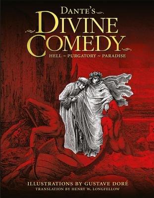 Dantes Divine Comedy (Hardcover): Dante Alighieri