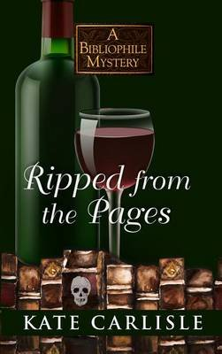 Ripped from the Pages (Large print, Paperback, large type edition): Kate Carlisle