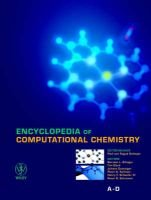 Encyclopedia of Computational Chemistry - 5 Volume Set (Hardcover): Paul von Rague Schleyer