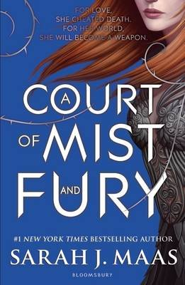 A Court of Mist and Fury (Paperback): Sarah J Maas