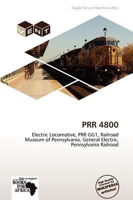 Prr 4800 (Paperback): Dagda Tanner Mattheus