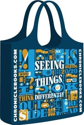 Seeing Things Differently Tote Bag (Other printed item): Jeff Canham
