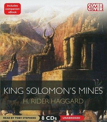 King Solomon's Mines (Standard format, CD): Sir Henry Rider Haggard
