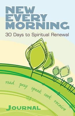 New Every Morning - Participants Journal (Pack of 10) (Paperback): Na
