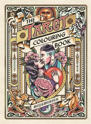 Tarot Colouring Book - A Personal Growth Colouring Journey (Paperback): Oliver Munden