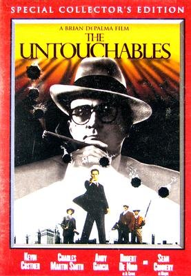 The Untouchables (English, French, Region 1 Import DVD, Collector's): Kevin Costner, Sean Connery, Andy Garcia, Charles...