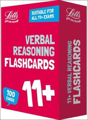 11+ Verbal Reasoning Flashcards (Cards): Letts 11+
