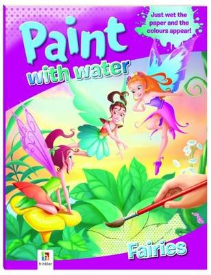 Paint With Water - Fairies (series 2) (Paperback):