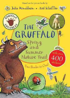 The Gruffalo Spring and Summer Nature Trail (Paperback): Julia Donaldson