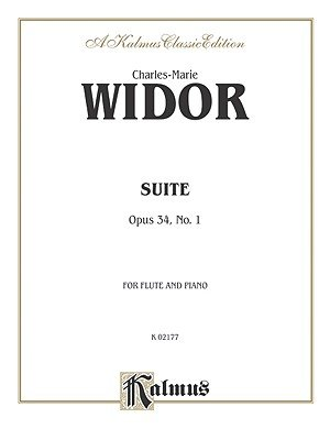 Suite, Op. 34, No. 1 - Part(s) (Paperback):