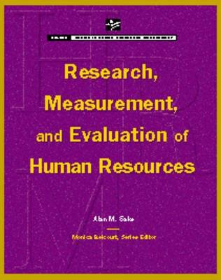 Research (Paperback): Saks Alan M