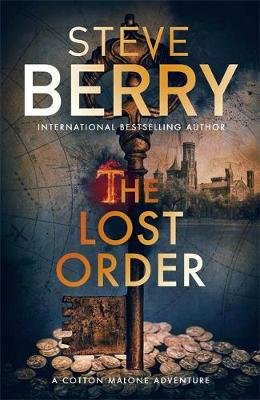 The Lost Order (Paperback): Steve Berry
