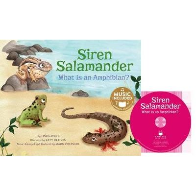 Siren Salamander - What Is an Amphibian? (Book): Linda Ayers