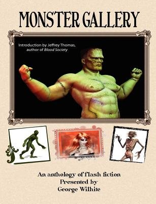 Monster Gallery - A Collection of Flash Fiction (Paperback): Chris Bartholomew
