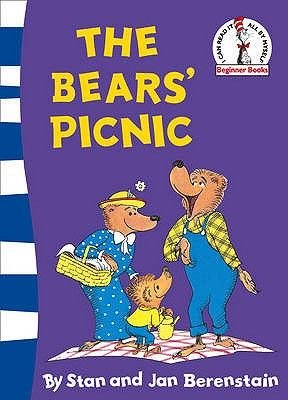 The Bears' Picnic - Berenstain Bears (Paperback, Rebranded edition): Stan Berenstain