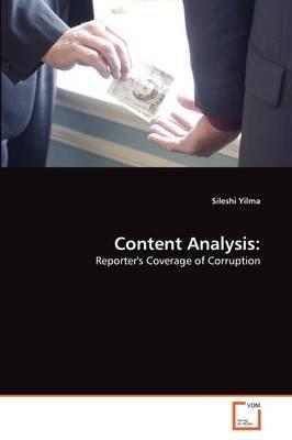 Content Analysis (Paperback): Sileshi Yilma