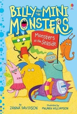 Billy and the Mini Monsters 8: Monsters at the Seaside (Hardcover): Zanna Davidson