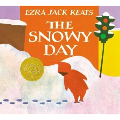 The snowy day (Hardcover, Library binding): Ezra Jack Keats