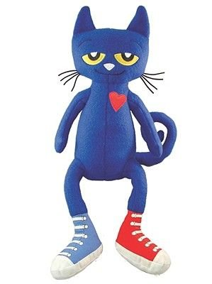 "Pete the Cat Doll - 14.5"" (Doll): James Dean"