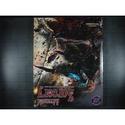 Advanced Sorcery - Demons, Necromancy & High-Level Magic (Paperback): Ben Monroe