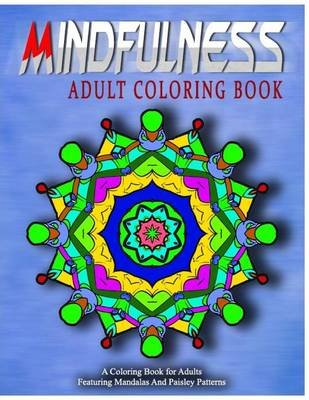 Mindfulness Adult Coloring Book, Volume 15 - Women Coloring Books for Adults (Paperback): Jangle Charm